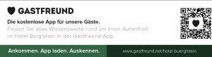 Hotel & Restaurant Bürglstein - Gastfreund