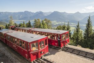 Hotel & Restaurant Bürglstein - Schafbergbahn