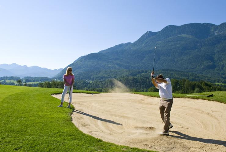Restaurant & Hotel Bürglstein - Golfen im Salzkammergut