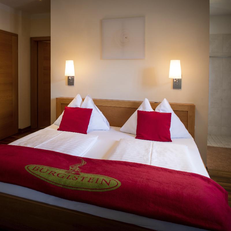 Restaurant & Hotel Bürglstein - Doppel-Suite
